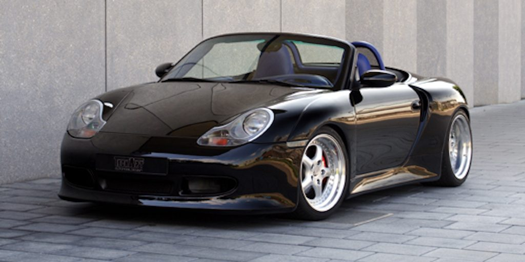 Boxster w/body kit