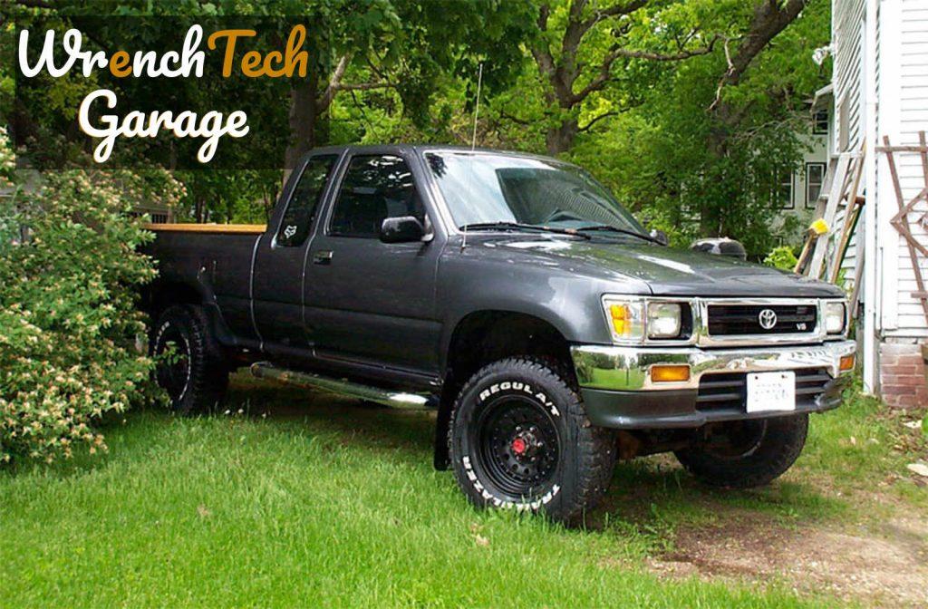 1993 toyota truck 4x4