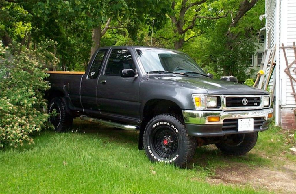My Thirty Years of Toyota 4×4 Ownership – WrenchTech